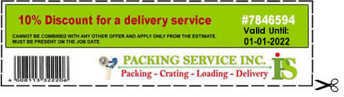 Packing Service Inc - Coupon#7846594
