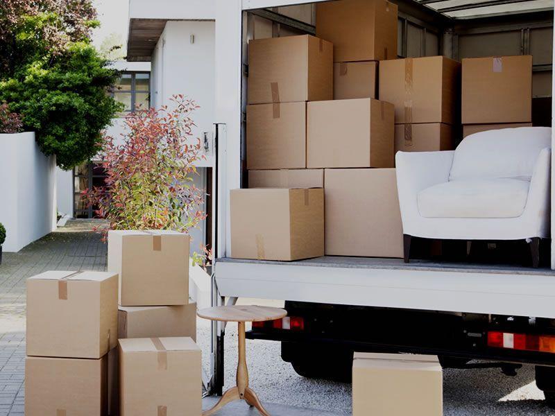 Carga y descarga, Servicios de embalaje en Madera.