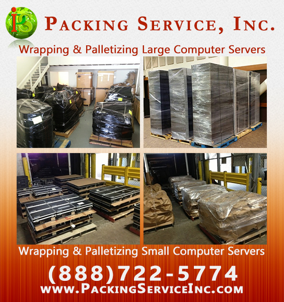 Shrink Wrapping Palletizing Services, Pallet Furniture