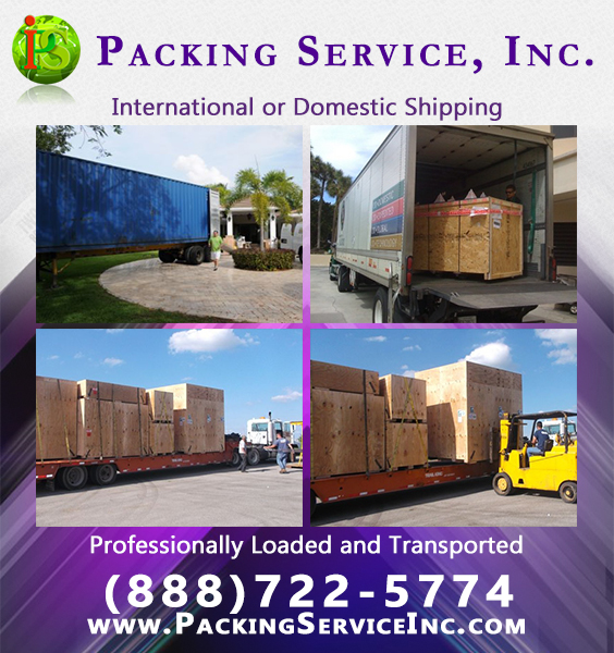 Marvelous In The Sad Event That A Loved One Has Passed Away And The Family Lives Far  Away, Packing Service, Inc. Will Be Your Most Dependable Packing And  Shipping ...