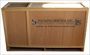 Wooden Crates | Wooden Boxes | Custom Crates | Crating Services Company